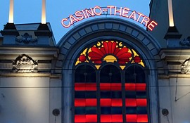 EDG Shows at Casino Theater