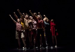 IN YOUR ROOMS - Hofesh Shechter
