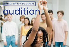 Audition Ballet Junior