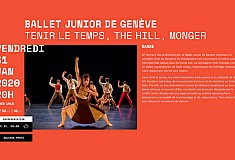 31 janvier : Le Ballet Junior à Beausobre, Morges